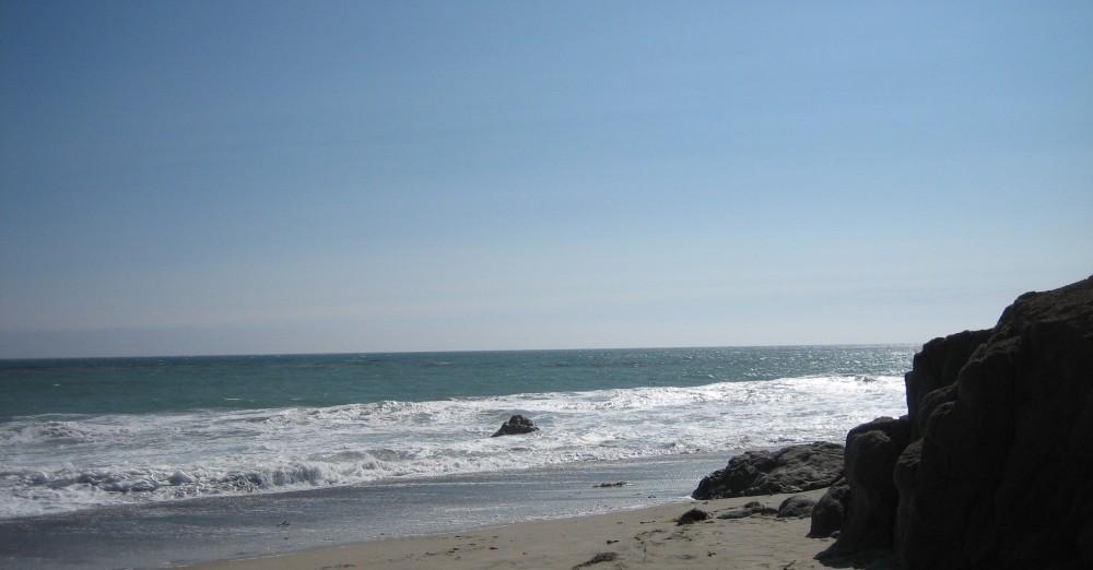a favorite beach